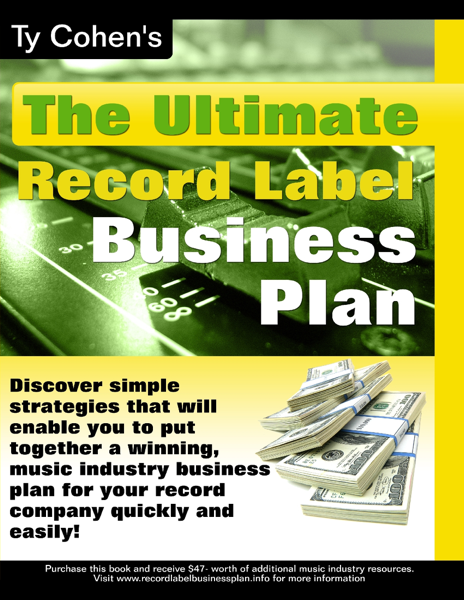 The Ultimate Record Label Business Plan