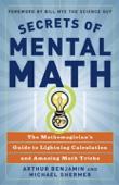 Secrets of Mental Math Book Cover