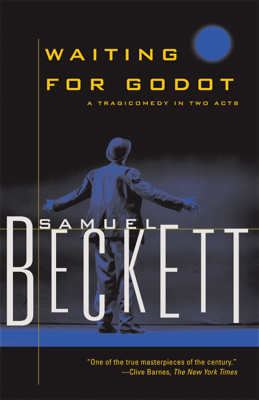 Waiting for Godot - Samuel Beckett book