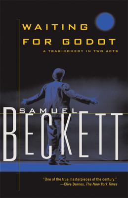 Waiting for Godot - Samuel Beckett book