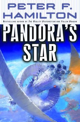 Pandora's Star - Peter F. Hamilton book