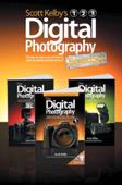 Scott Kelby's Digital Photography Books