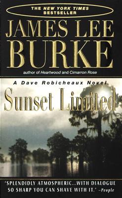James Lee Burke - Sunset Limited book