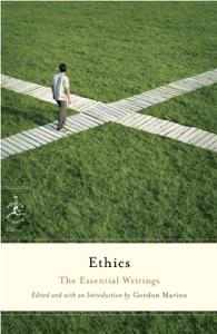 Ethics Libro Cover