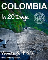 Colombia in 20 Days (enhanced edition)