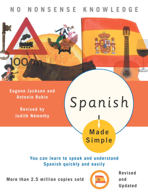 Spanish Made Simple - Judith Nemethy book