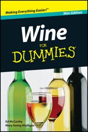 Wine For Dummies ®, Mini Edition