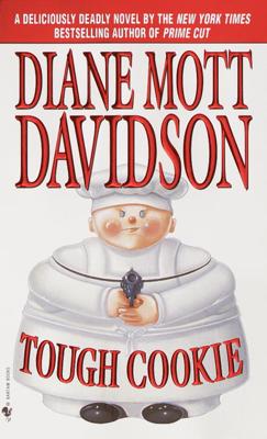 Diane Mott Davidson - Tough Cookie book