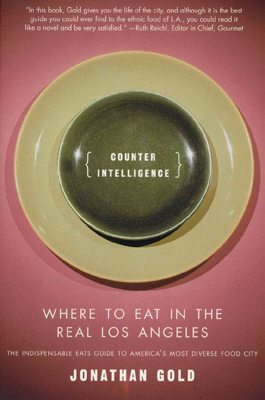 Counter Intelligence - Jonathan Gold book