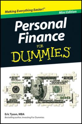 Personal Finance For Dummies ®, Mini Edition - Eric Tyson book