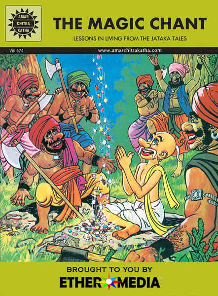 Jataka Tales - The Magic Chant