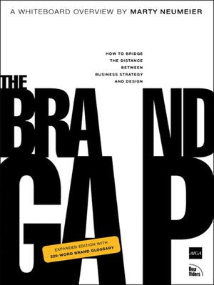 The Brand Gap: Revised Edition - Marty Neumeier book