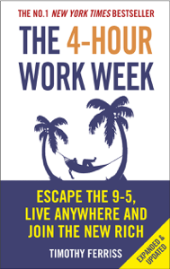 The 4-Hour Work Week Cover Book