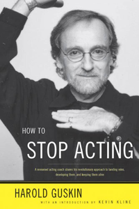 How to Stop Acting Buch-Cover