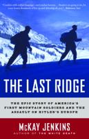 McKay Jenkins - The Last Ridge artwork