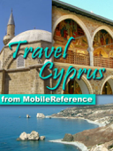Cyprus Illustrated Travel Guide, Greek and Turkish Phrasebooks & Maps (Mobi Travel)