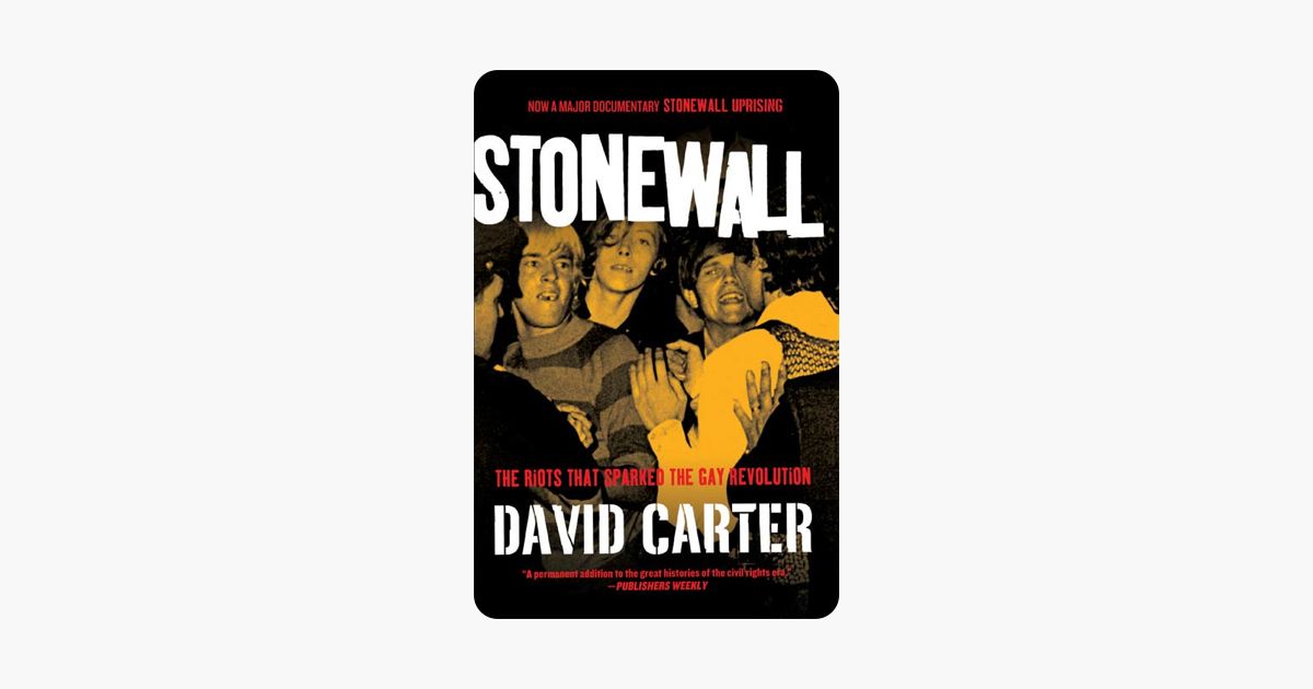 Stonewall - David Carter