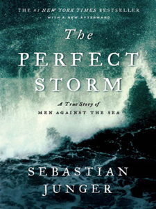 The Perfect Storm: A True Story of Men Against the Sea ebook