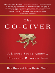 The Go-Giver ebook