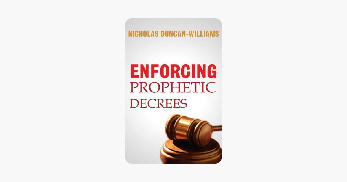 Download e-book Enforcing Prophetic Decrees