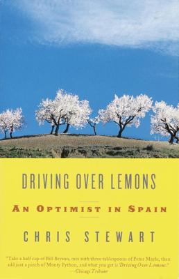 Driving Over Lemons - Chris Stewart book
