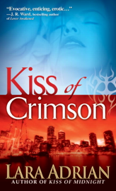 Kiss of Crimson book