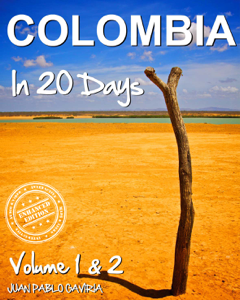 Colombia In 20 Days (Enhanced Edition) Book Review
