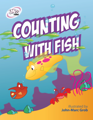 Counting with Fish - John-Marc Grob book