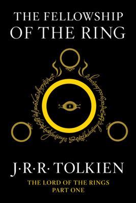 The Fellowship of the Ring - J. R. R. Tolkien book