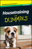 Housetraining For Dummies, Mini Edition