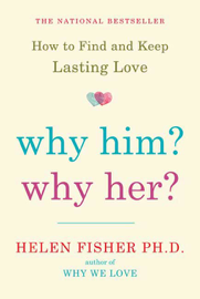 Why Him? Why Her? book