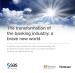 The transformation of the banking industry