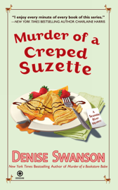 Murder of a Creped Suzette book