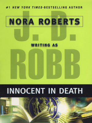 J. D. Robb - Innocent In Death book