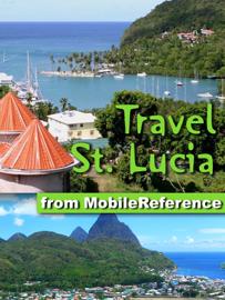 Saint Lucia (St. Lucia), Caribbean Travel Guide book
