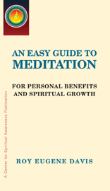 An Easy Guide to Meditation book