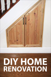DIY Home Renovation book