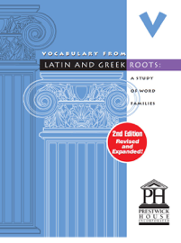 Vocabulary from Latin and Greek Roots - Book V book