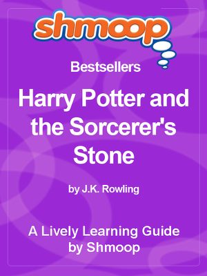 Harry Potter and the Sorcerer's Stone - Shmoop book