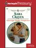 Sara Craven - MARRIAGE UNDER SUSPICION artwork