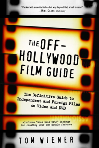 The Off-Hollywood Film Guide Cover Book