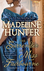 The Surrender of Miss Fairbourne Book Cover