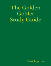 The Golden Goblet Study Guide book
