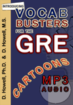 Introducing Vocabbusters for the GRE (Enhanced Version)