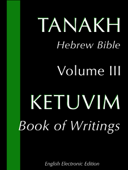 Ketuvim: Book of Writings