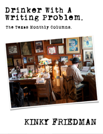 Drinker With a Writing Problem book
