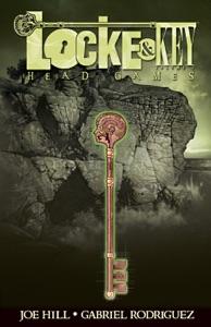 Locke & Key, Vol. 2: Head Games Book Cover