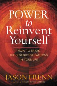 Power to Reinvent Yourself Boekomslag