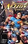 Action Comics 2011- 1