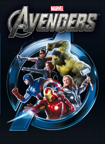The Avengers Storybook